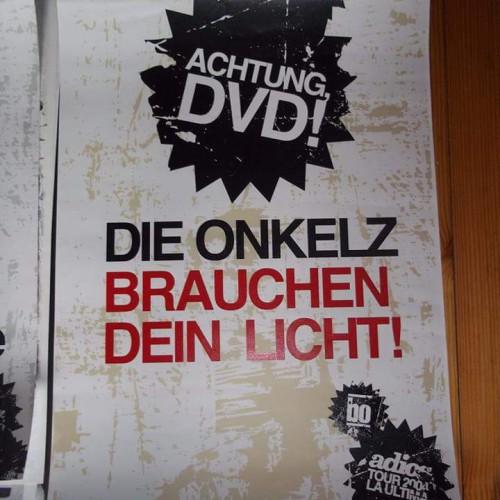 aufnahme auf dvd